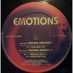 Emotions - Feeling Emotions(2 MANO,COPIA IMPORT¡¡¡ BUSCADISIMO¡¡)