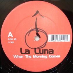 La Luna - When The Morning Comes(2 MANO,COPIA IMPORT¡¡ TEMÓN¡¡)