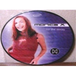 Monica X - I'm The Deejay(2 MANO,CANTADITO MUY BUENO¡¡)