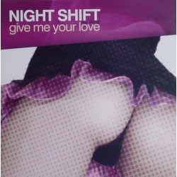 Night Shift  Feat. Irene - Give Me Your Love(2 MANO,CANTADITO CAÑERO MUYYY BUENO¡¡)