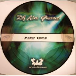 DJ Alex Gimenez - Party Time