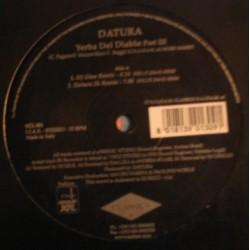 Datura - Yerba Del Diablo (Part III) (COPIA IMPORT)