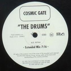 Cosmic Gate - The Drums(PEDAZO DE PROGRESIVO¡¡)