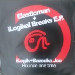 Ilogik & Bazooka Joe - Elasticman & Ilogikal Breaks Vol. E.P. 1(HARDHOUSE INGLÉS)