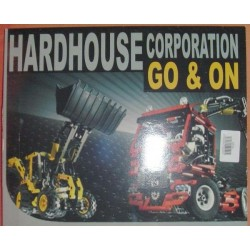 Hardhouse Corporation - Go & On(2 MANO,LIMITE RECORDS¡¡)