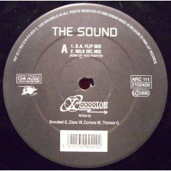X Session-The Sound(2 MANO,COPIA IMPORT¡¡¡  PELOTAZO¡¡)