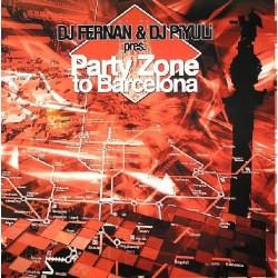 DJ Fernan & DJ Piyuli - Party Zone To Barcelona(2 MANO,HARDCORE + MAKINA¡)