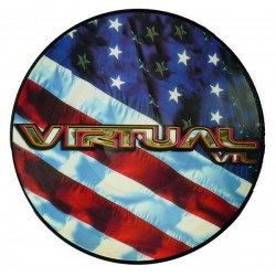 Virtual - No More Confusion (NO MORE 2)  (PICTURE DISC ORIGINAL)