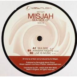 DJ Misjah - Sea Side EP(2 MANO,TECHNO)