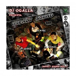 Dj Ogalla  present Impact Sound(TEMAZO DE PITOS + JUMPSTYLE¡¡)