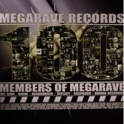 Members Of Megarave - Megarave 100 A(2 MANO)