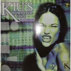 Kius Dance Club - Volumen 1