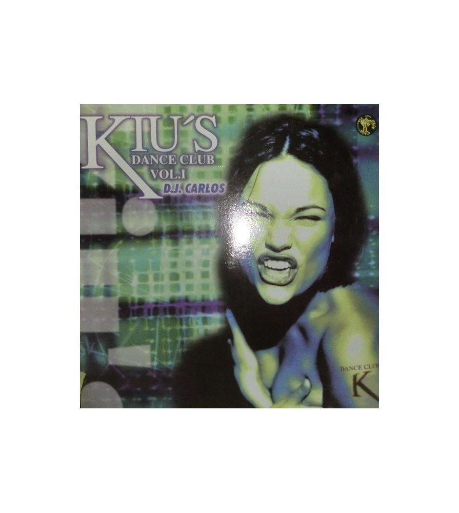 Kius Dance Club - Volumen 1(2 MANO,NUEVECITO¡¡ SUPER BUSCADO¡¡)
