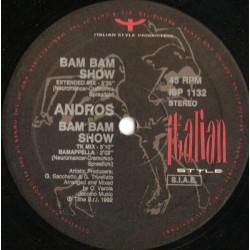 Andros - Bam Bam Show (TEMAZO ACTV¡¡)