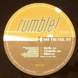 Rumble! - Can You Feel It?(CABROTE SELLO MENTAL MADNESS,KACHU STYLE¡¡)
