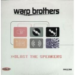 Warp Brothers - Blast The Speakers(2 MANO,PROGRESIVO MUY BUENO¡)