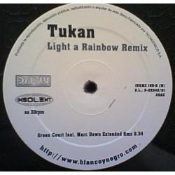 Tukan - Light A Rainbow (2 MANO,Original + Remix)