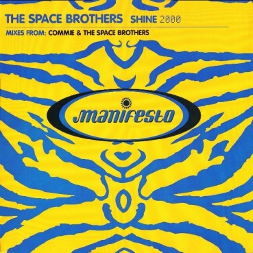 The Space Brothers - Shine 2000(MELODIÓN¡¡)