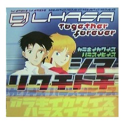 DJ Lhasa - Together Forever(NUEVO A ESTRENAR¡¡¡ JOYITA BUSCADISIMA¡¡¡)