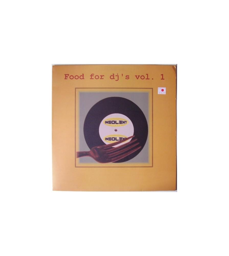 Food For DJ's - Vol. 1(2 MANO)