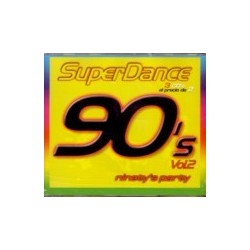 SuperDance 90's Vol.2 DISCO 2(2 MANO,REMEMBER 90'S¡)