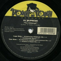 DJ Supreme - Tha Wildstyle (IMPORT.ROLLAZO DE BASE¡¡)