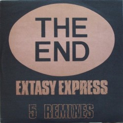 The End - Extasy Express (REMEMBER 90'S¡ INCLUYE REMIX DIGITAL BOY¡¡)