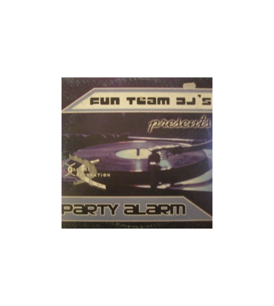 Fun Team Deejays - Party Alarm(2 MANO,BASE POTENTE¡)