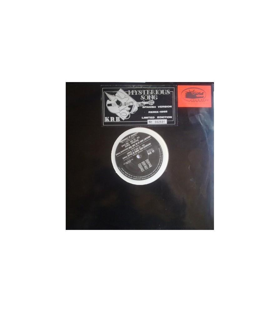 K.R.B. - Mysterious Song (Remix-1992)(2 MANO,TEMAZO  DE GUITARREO BUSCADISIMO DEL 92¡¡¡¡)
