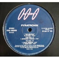 Pyratronik - Musika(2 MANO,MUY BUSCADO¡¡¡)
