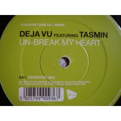 Dejavu Feat. Tasmin - Unbreak My Heart(2 MANO,COPIA IMPORT SELLO ALMIGHTY¡¡)