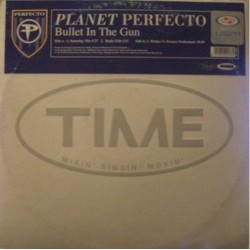 Planet Perfecto - Bullet In The Gun(2 MANO,IMPECABLE¡¡)