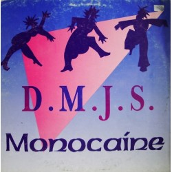 D.M.J.S. - Monocaine(2 MANO,BASE REMEMBER 90'S)