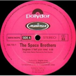 The Space Brothers - Forgiven (2 MANO,REMEMBER 90'S)