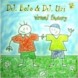 DJ. Bolo & DJ. Uri - Virtual Factory(2 MANO,TEMAZO¡¡¡)