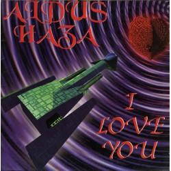 Aldus Haza-I love you
