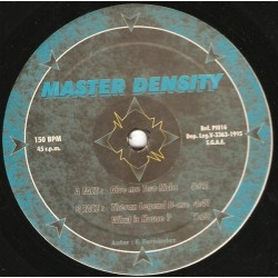 Master Density - Give me two kicks (REMEMBER 90'S)