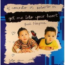 DJ Concreto vs. Roberto M feat Nayssa - Get Me Into Your Heart(NUEVO¡¡ INCLUYE COMANDO MANDANGA¡¡)