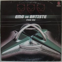 Emo  vs. Batiste- Five MG(2 MANO,CARA B JUMPER BUENISIMA¡¡)