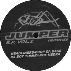 Headliners / Da Boy Tommy - Jumper Records E.P. Vol. 2(2 MANO,NUEVECITO¡¡)