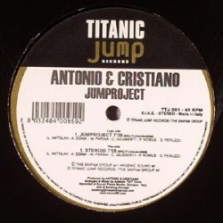 Antonio & Cristiano - Jumproject(JUMPSTYLE MANSSION¡)