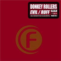 Donkey Rollers - Evil / Ruff(HARDSTYLE)
