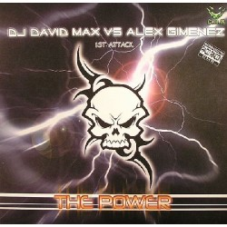 DJ David Max vs. Alex Gimenez -The Power