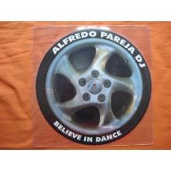 Alfredo Pareja DJ- Believe In Dance