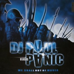 DJ Paul versus Panic - We Shall Not Be Moved(2 MANO,TEMAZO OFFENSIVE REORDS)