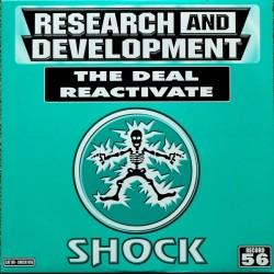 Research & Development - The Deal / Reactivate(BASE ROCKOLERA MUY BUSCADA,COPIA NUEVA IMPORT¡¡)