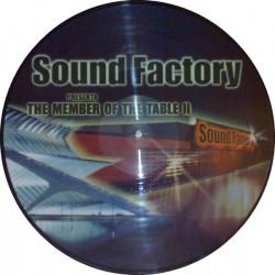 Maxi Paul & Sound Factory - Members Of The Table II