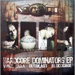 Masters of Hardcore - Hardcore Dominators EP(2 MANO,MOH)