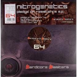 Nitrogenetics - Pledge Of Resistance E.P.(PELOTAZO MUY BUSCADO¡¡)