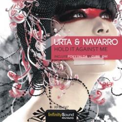 URTA & Navarro-Hold it against me(PROXIMOS)